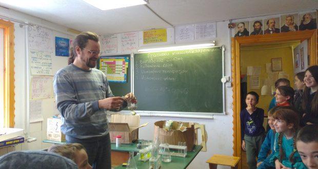 Погружение по неорганической химии 8-9 класс за 1 дней
